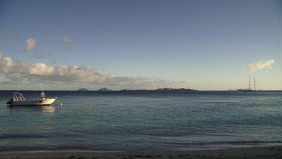 Fiji - Castaway Island beach