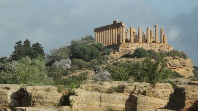 Temple of Hera (o.k.a. Temple of Juno) in The Vally of the temples,Unesco World heritage site