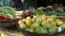 Vegetables For Sale On Display