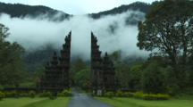 Timelapse Clouds Bali Gate