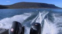 Boat Ride To Auyuittuq National Park From Pangnirtung, Baffin Island