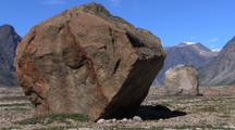 Boulders In Auyuittuq National Park, Baffin Island