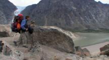 Hiking In Auyuittuq National Park, Baffin Island