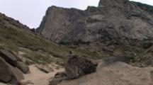 Hiking In Auyuittuq National Park, Baffin Island