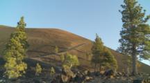 Cinder Cone At Sunrise