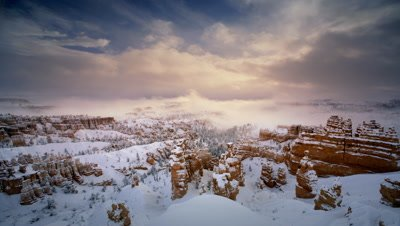Bryce Canyon Stock Footage