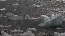 Antarctic Ice Floes