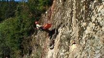 Search & Rescue /Lowering Injured/Mountain Rescue