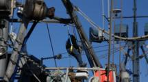 Painting A Commercial Fishing Boat