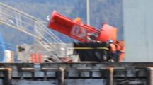 Coast Guard Buoy Tender  And Navigation Aid