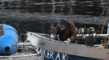 Welding On A Boat