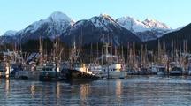 Scenic Boat Harbor