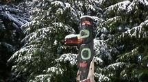 (West Coast Native)Totem Pole