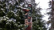 Snow Storm (Totem Pole)