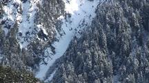 Dangerous Avalanche Shute