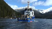 State Of Alaska Fish Research Vessel
