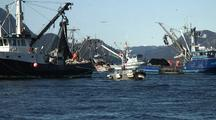 Commercial Fishing: Sitka Sound Sac Roe Herring Fishery