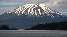 Alaska Volcano: Mt. Edgecumbe