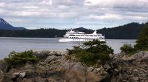 Cruise Ship: Inside Passage