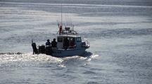 Sport Fishing Charter Boat