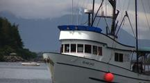 Commercial Fishing Boat