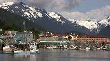 Sitka Fishing Port