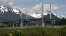 Scenic Bridge: Sitka Alaska