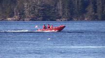 Coast Guard Skiff