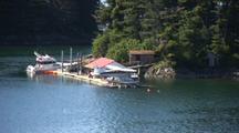 Remote Lodge & Float Plane