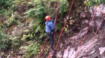 Search And Rescue Rope Climbing