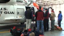 Coast Guard Helicopter Search And Rescue Dogs