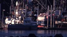 Early Morning Ina Boat Harbor