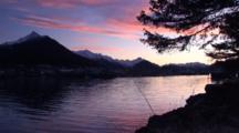 Sunrise: Sitka Alaska