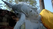 The Laying Buddha In Wat Yai Chaya Mongkol, Ayuthaya