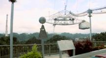The Biggest Radio Telescope In The World At Arecibo