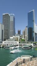 Boats And Buildings At Circular Quay