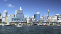 Sydney Cbd From Across Darling Harbour