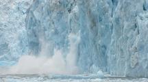 Glacier Calving Push In