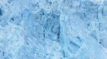 Glacier Calving Ice Breaks From Glacier Climate Change Global Warming