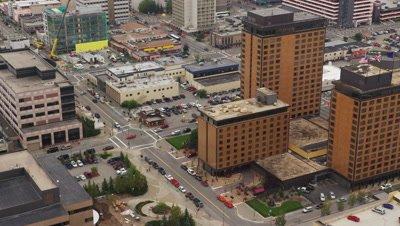 Aerial,City of Anchorage,Alaska