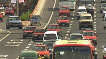 China Traffic Stock Footage