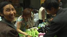 China Chinese City Vegitable Market Farmer Market Farmers Food Consumption