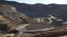 Open Pit Copper Mine Natural Resource Extraction Metals Mountaintop Removal Mining Mtr