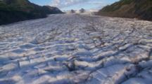 Flight Over Tidewater Glacier Prince William Sound