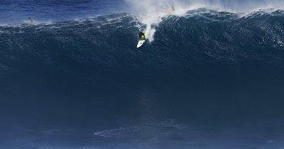 Jaws - big wave surfing