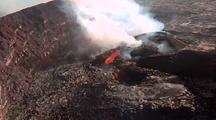 Volcano Crater, Lava