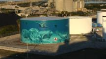 Oil Storage Tank Tampa Bay Florida