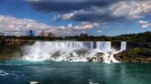 4k Ultrahd A Timelapse Of The American Falls, Niagara Falls