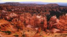 4k Ultrahd Timelapse Of Sunrise At Bryce Canyon, Utah