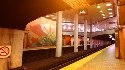 Timelapse 4K Dupont Station
